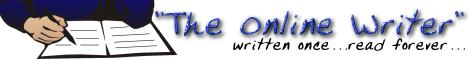 Home Page, the Online Writer